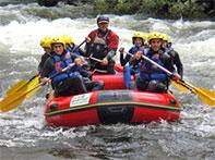Rafting Primavera 2015